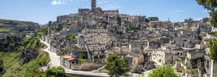 Trasporti e spedizioni in Basilicata