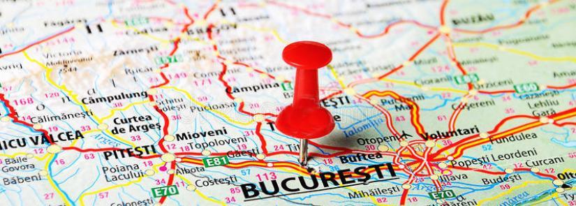 Trasporti e spedizioni in Romania
