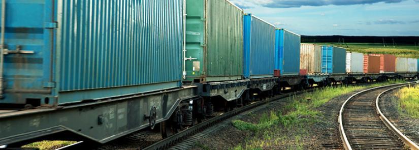 Trasporto merci su rotaia: buone notizie